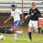 Hounds tame Cats with 2-1 win