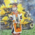 Watercolor Society chooses local artist