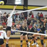 Coe to spike on at Montreat